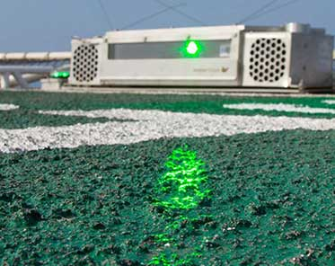 Aerolaser Helipad  An Automated Laser Sound System Thumb