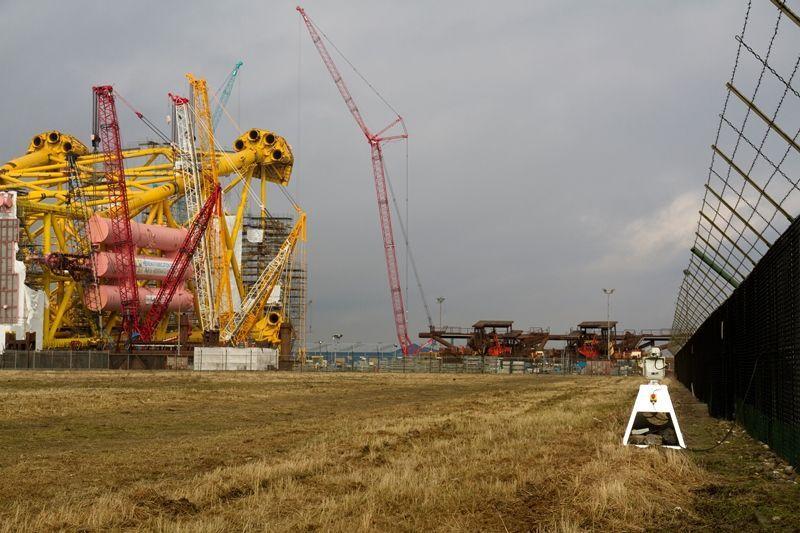 Construction Site – Agrilaser Autonomic 3