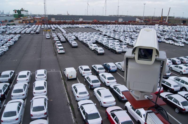 Parking Lot – Agrilaser Autonomic 2