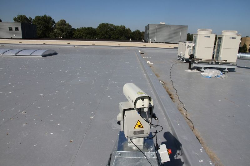 Rooftop – Agrilaser Autonomic 6