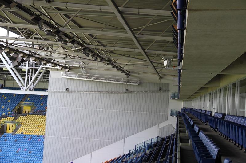Stadium – Agrilaser Autonomic 3