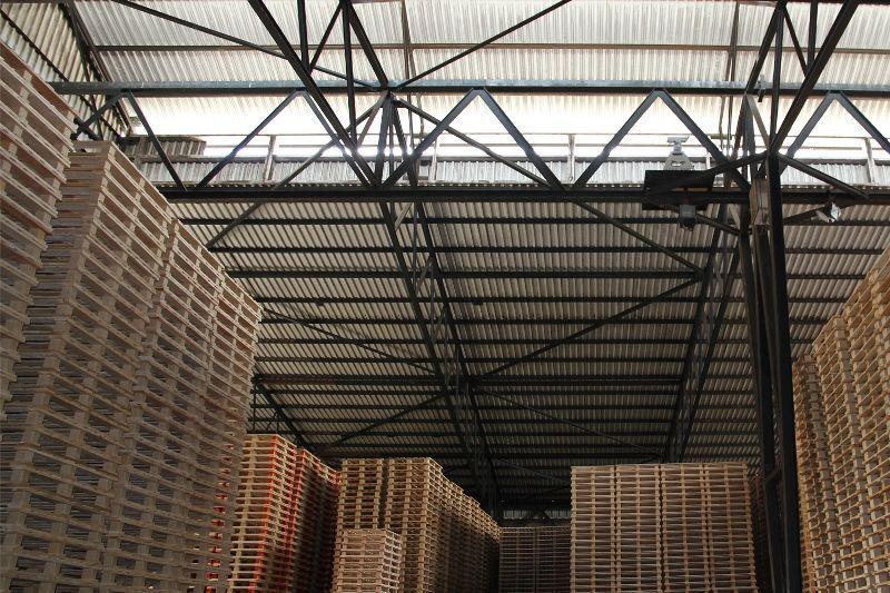 Warehouse – Agrilaser Autonomic 1